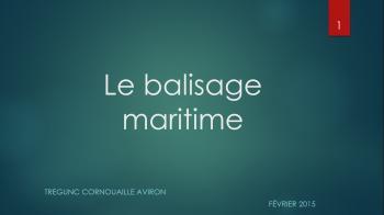 Balisage maritime