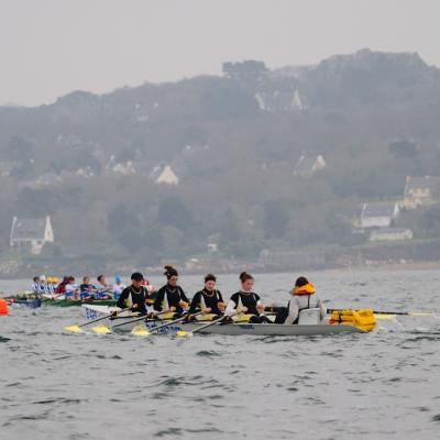 1er manche de championnat de Bretagne - Brest